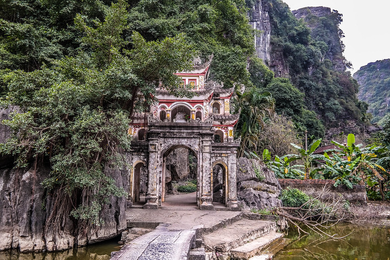 Bich Dong Pagoda, Ninh Bình, Vietnam
