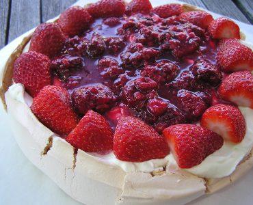 Australian dessert
