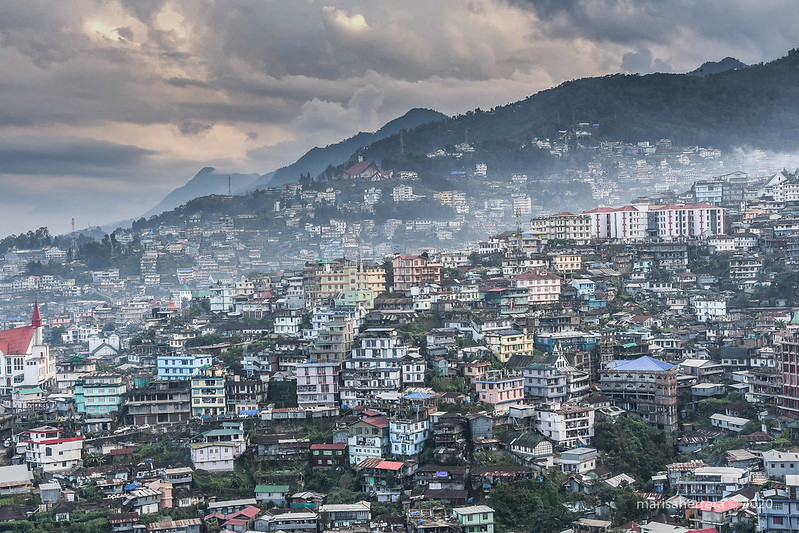 Kohima, one of the 8 best places to visit in Nagaland