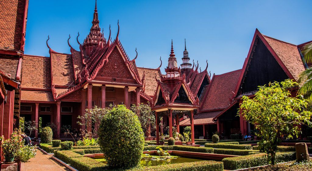 Angkor museum