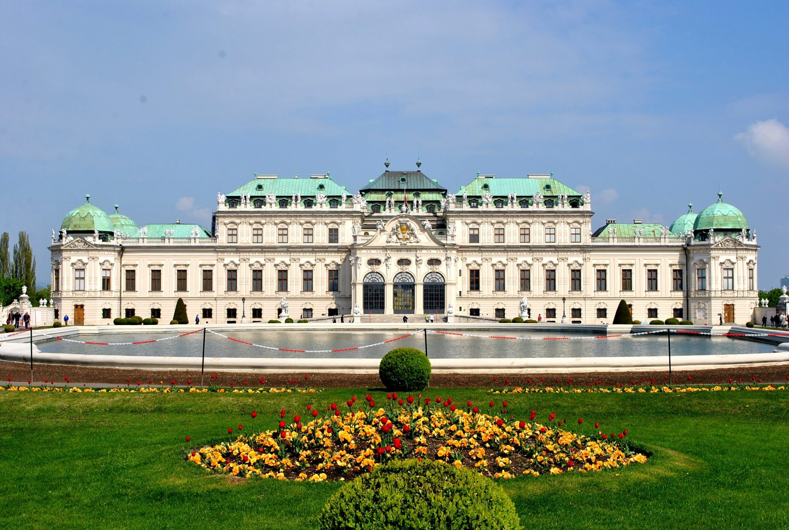 Visiting The Belvedere Palace in Vienna- A Handy Guide