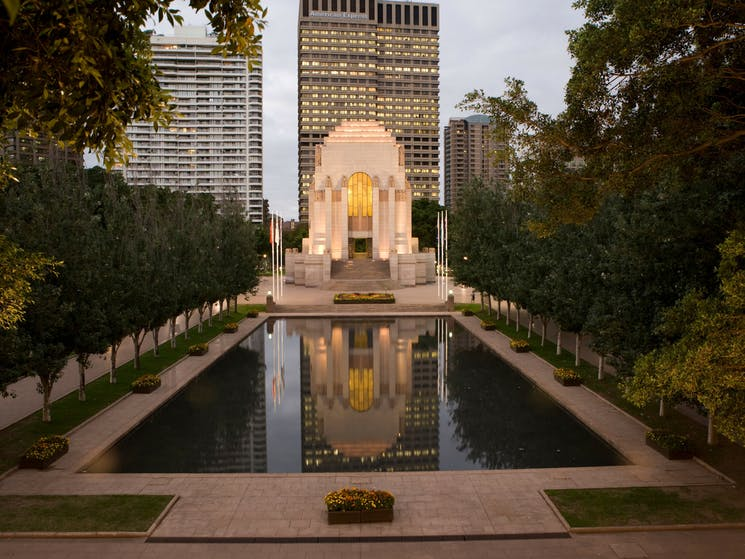 ANZAC Memorial building