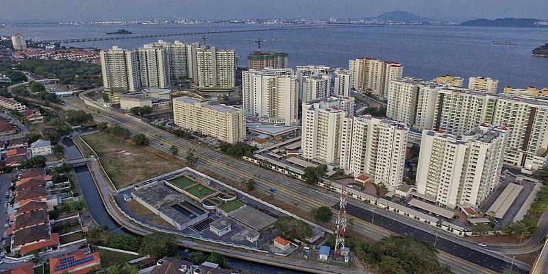 Penang in Malaysia
