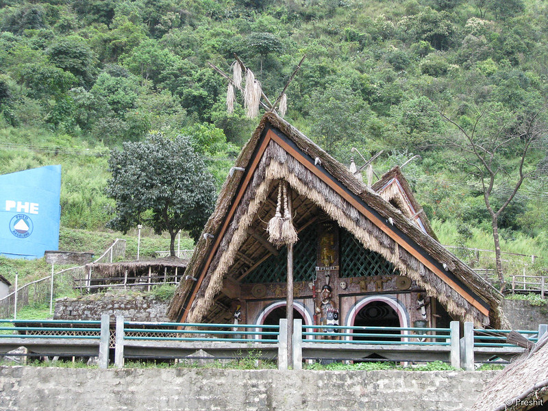 Nagaland Heritage village, One of the 8 places to visit in Nagaland