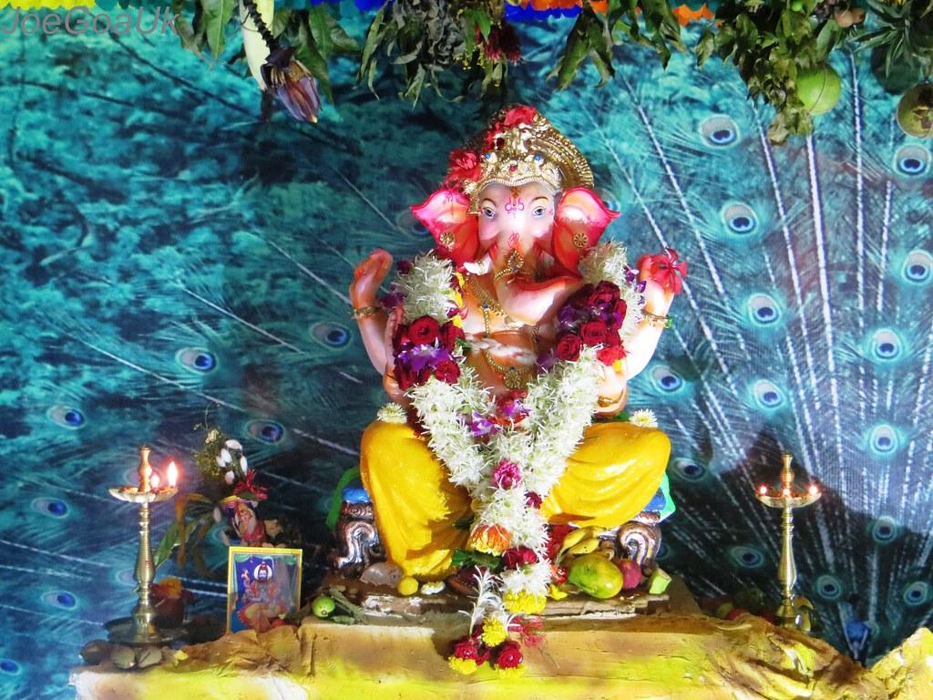 Lord Ganesha festival in mauritius