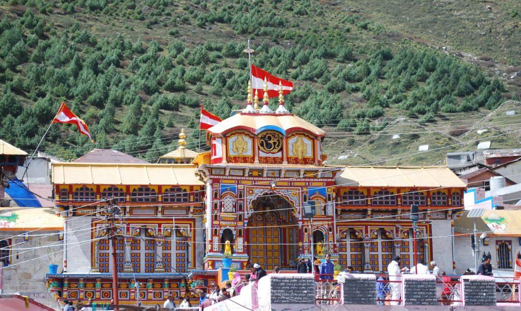 Badrinath - The shrine of Lord Vishnu
