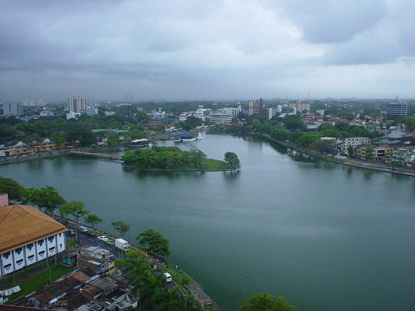 Lake Beira Moratuwa