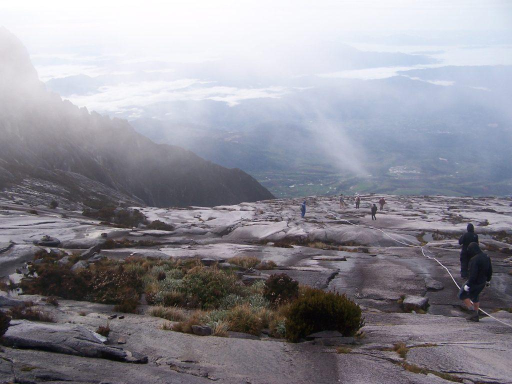 Borneo Mount Kinabalu Top