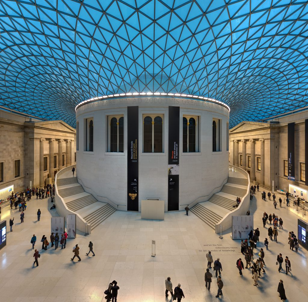 The British Museum with Virtual tours