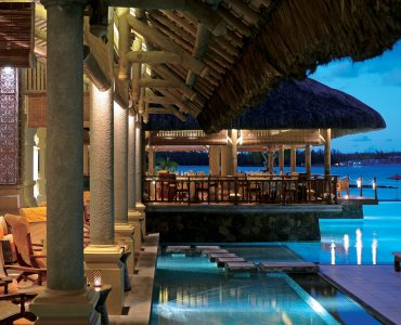 Water Villa in Mauritius