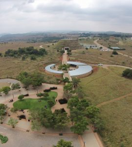 The Cradle of Humankind, Unesco World Heritage Site in Johannesburgh,South Africa