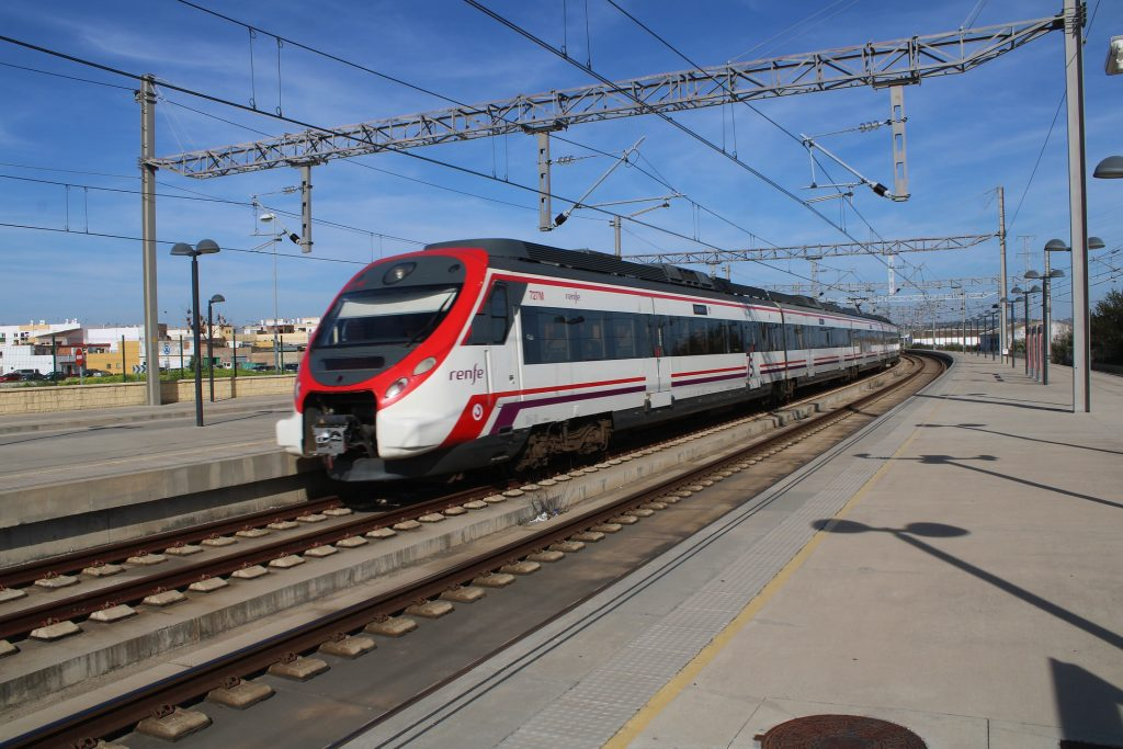 Europe-Train