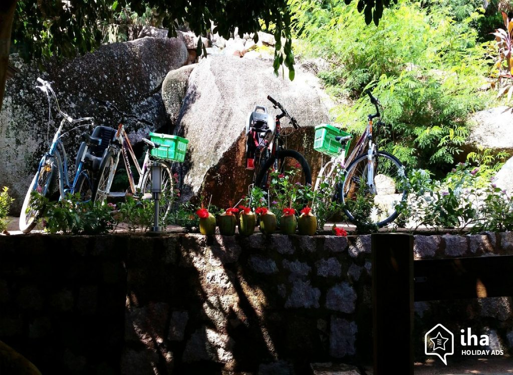 La Digue Island Bicycles