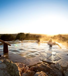 Hot Springs of Melboure