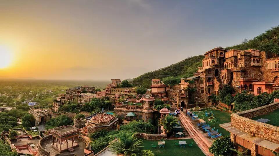 Neemrana Fort Palace Delhi