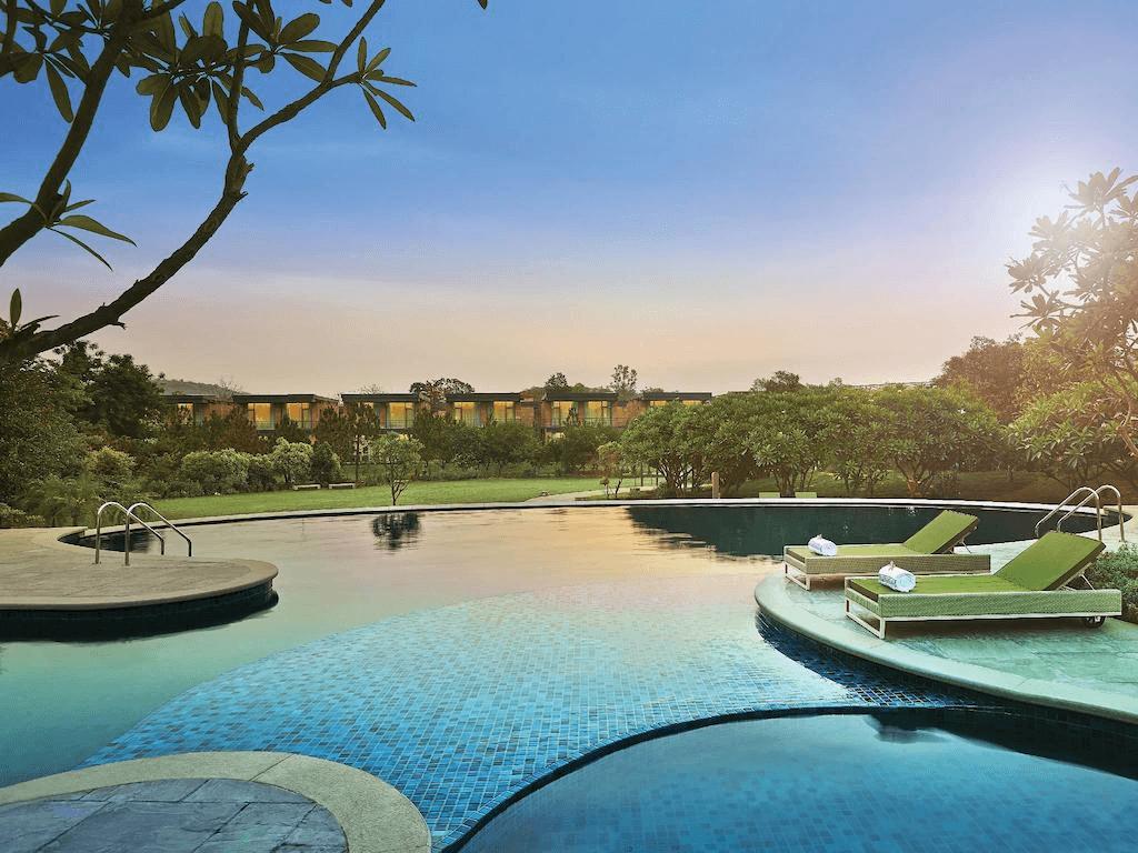 The Damdama lake Resort Delhi