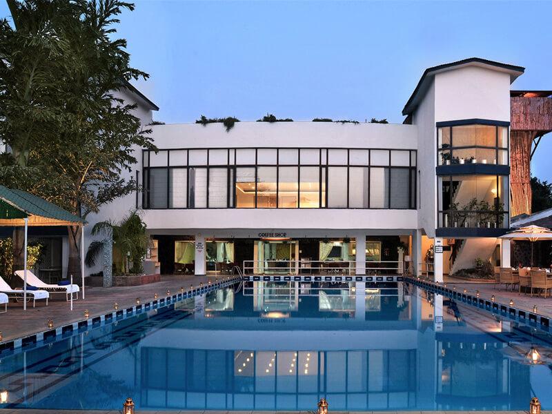The Best Western Resort Club Delhi
