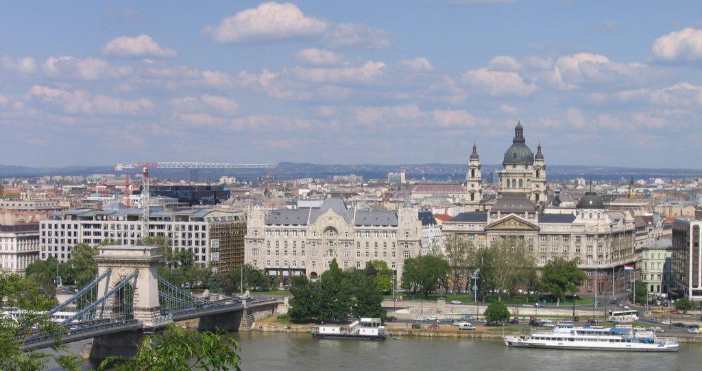 Hungary Skyline