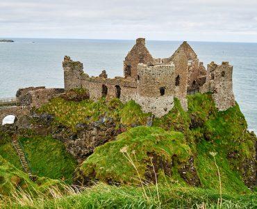 Ireland Dunlunce Castle