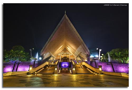 Istana Budaya in Kuala Lumpur