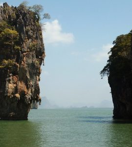 James bond island in Phuket
