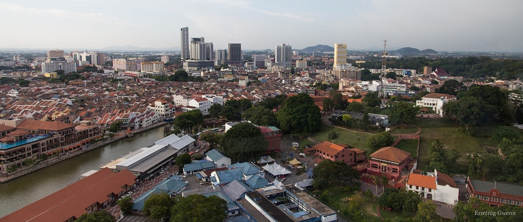 Malaca in Malaysia