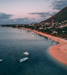 Grand Baie Mauritius Beach