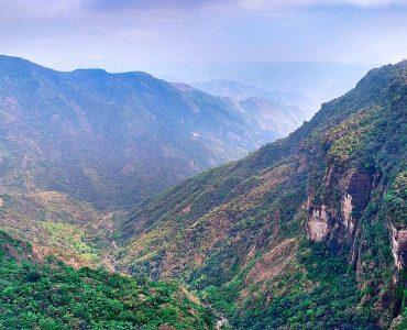 Must Visit Mountains of Meghalaya