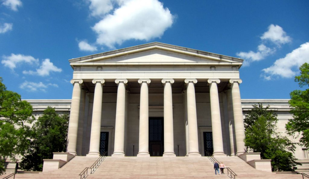 National Art Gallery, Washington DC (Museums with Virtual tour)