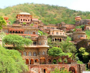 Neemrana fort palace of Alwar