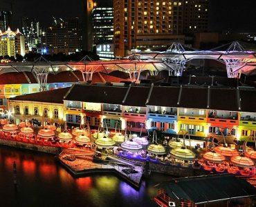 Nightclubs in Clarke Quay