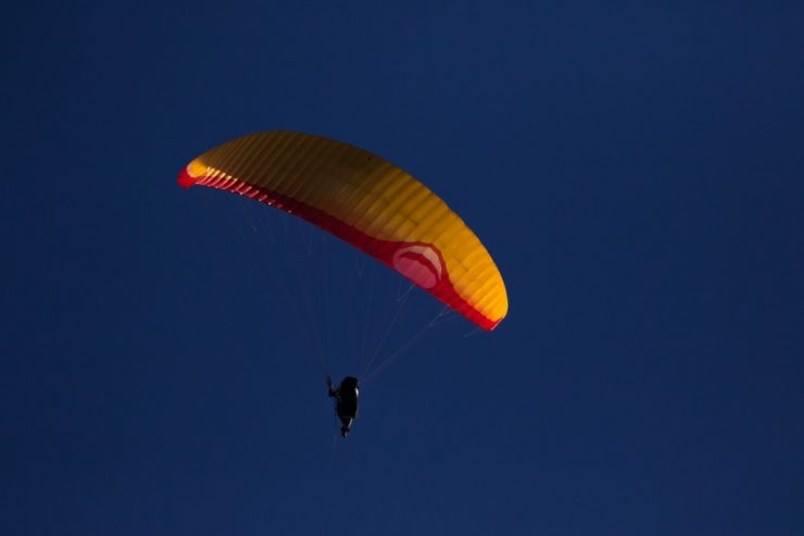 Paragliding In Sikkim -The Art of Flying Sky High