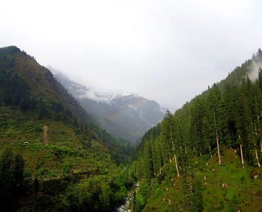 Parvati Valley in Shillong