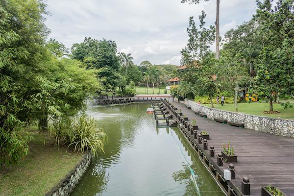 Perdana Botanical Garden Pathway
