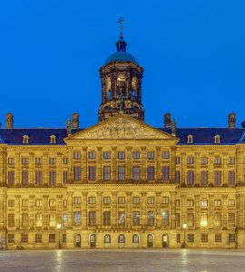 Amsterdam's Royal Palace