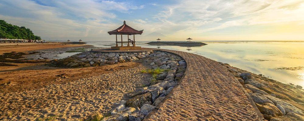 Sanur Beach Walk