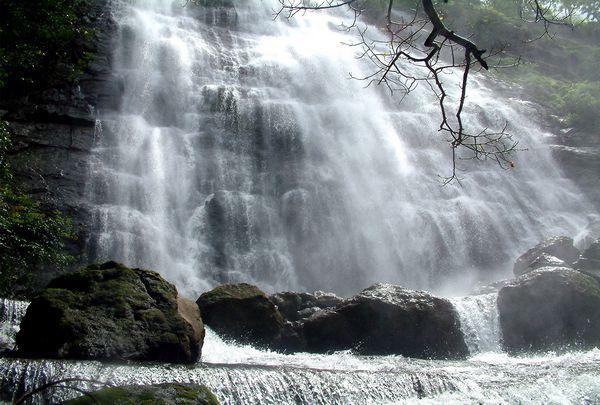 Langshiang Waterfalls