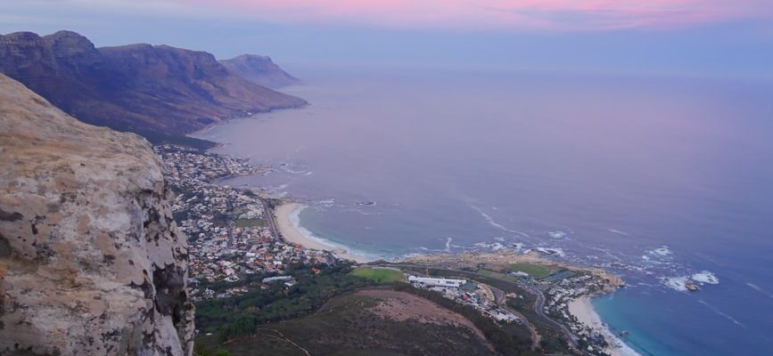 Signal Hill in Cape town