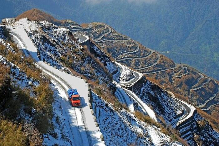 Silk Route, Sikkim