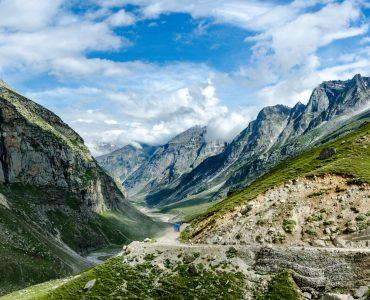 Spiti Valley Mountains (Manali to Spiti Valley)