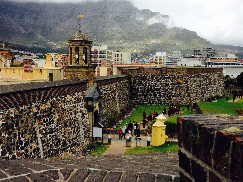Fort SA