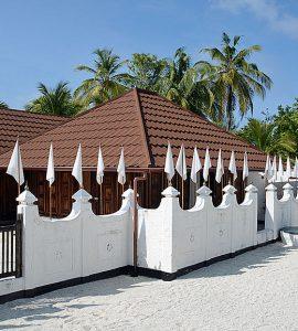 Historical Utheemu palace