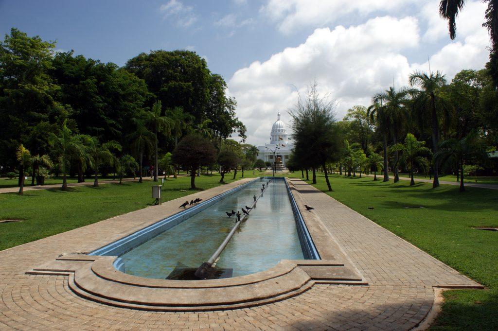 Viharamahadevi park