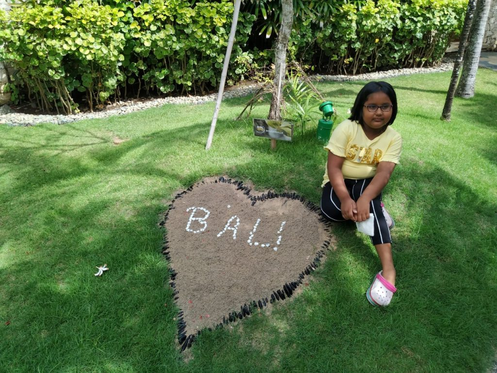We love Bali