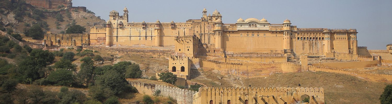 The Amber Fort, Jaipur