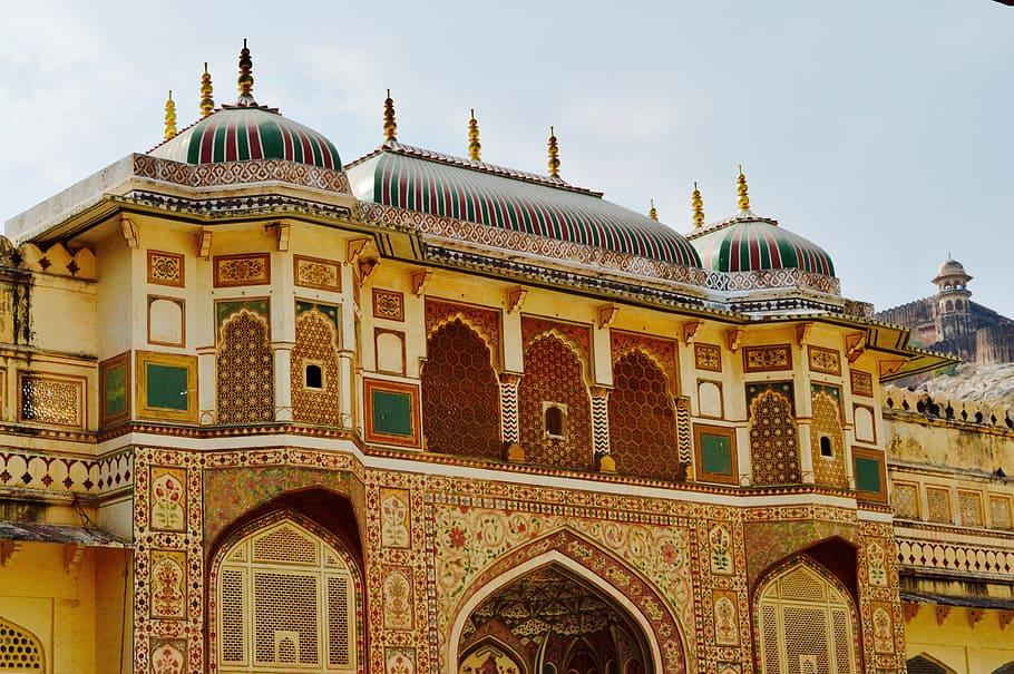 Amar Fort in Jaipur