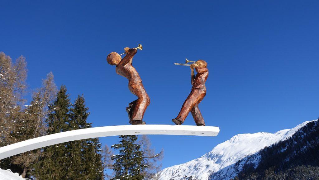 Davos art