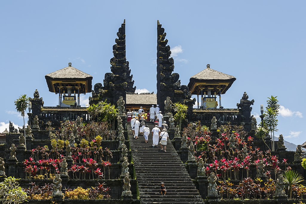 Besakih Mother Temple of Bali