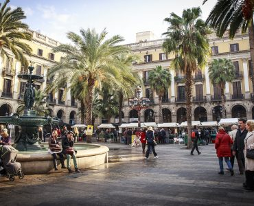 Barcelona City Square