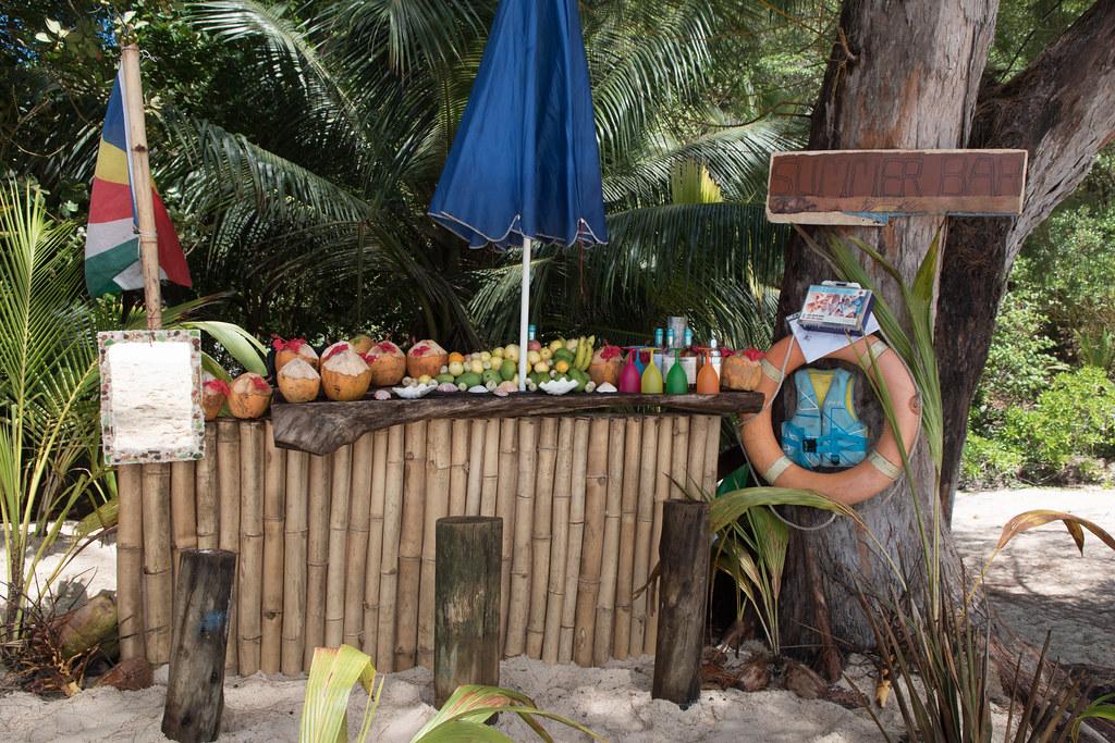 Anse Intendance Beach Bar